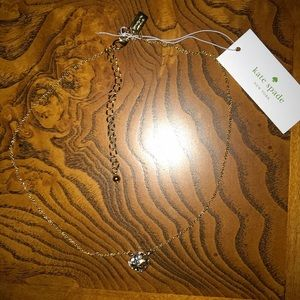 Kate Spade Lady Marmalade Beautiful Necklace NWT